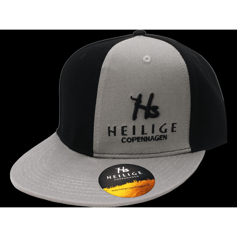 LEFT LOGO Capy black/grey